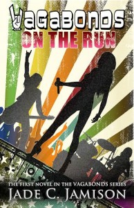 Cover of ON THE RUN (Vagabonds #1)