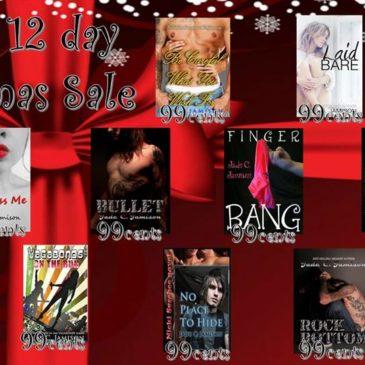 The Twelve Days of Christmas, Jade C. Jamison Style
