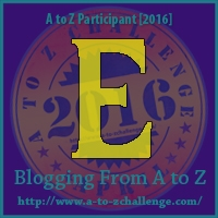 A to Z Challenge:  E is for EAGER