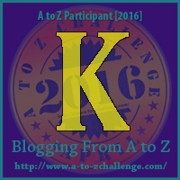 A to Z Challenge: K is for KABOOM!