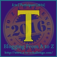 A to Z Challenge:  T is for TITLE