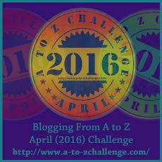 a2z challenge badge