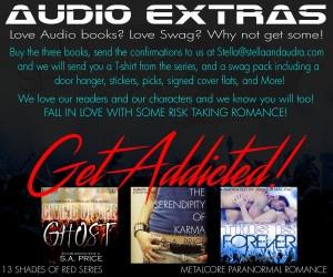 Audio Extras Shades