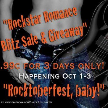 Rocktoberfest: Great Rock Star Romance Reads for Less!