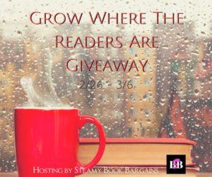 amazon grow where readers are