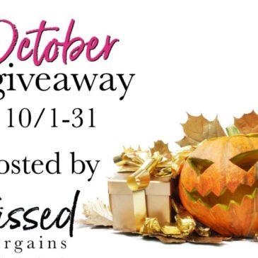 October Kindle Unlimited Giveaway